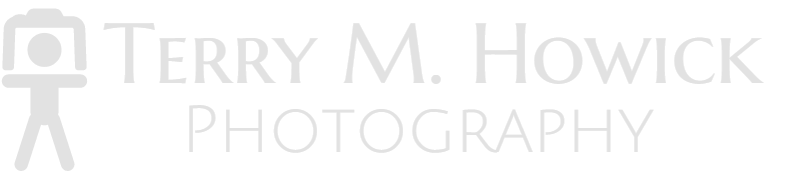Terry M. Howick Photography Logo